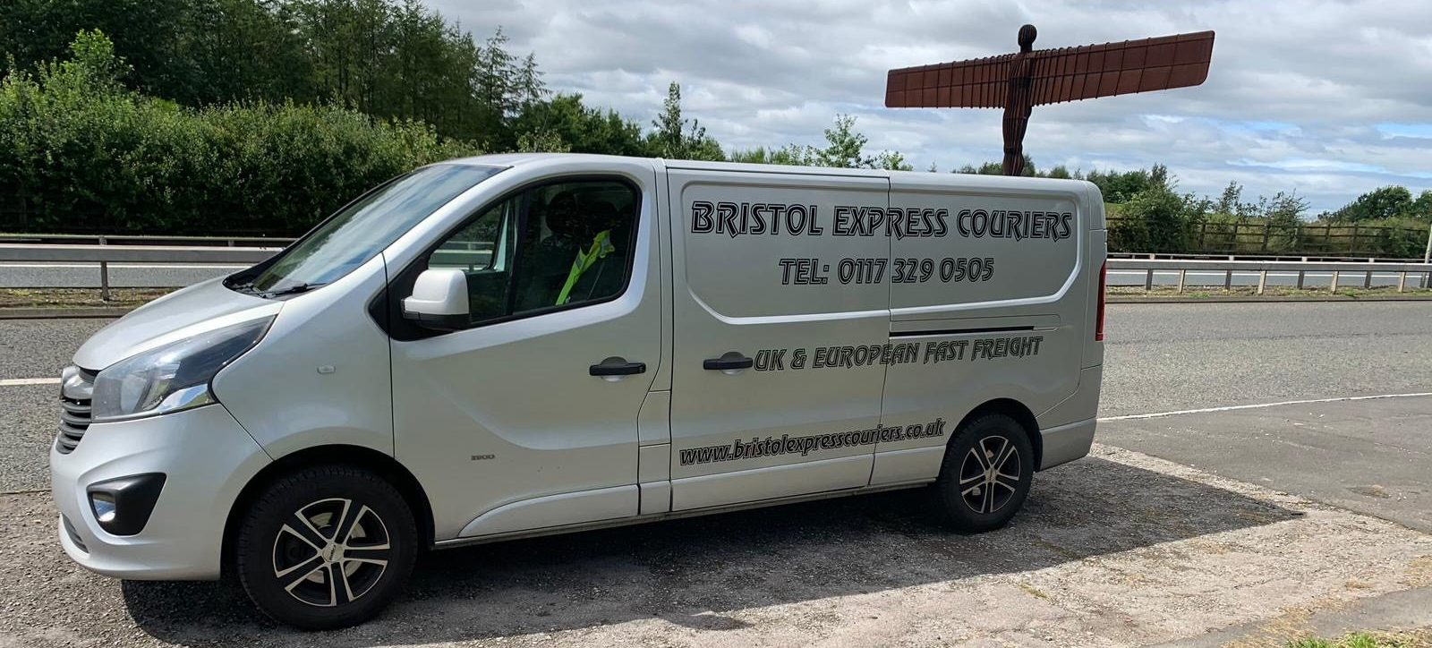 bristol express angel of north